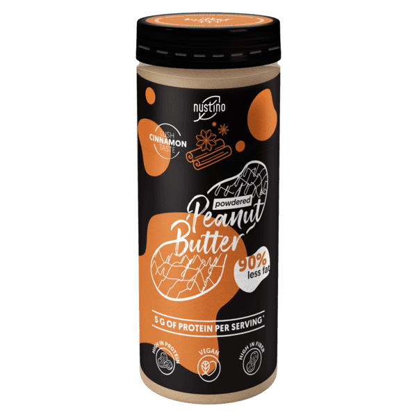 Nustino Powdered Peanut Butter Cinnamon 200g